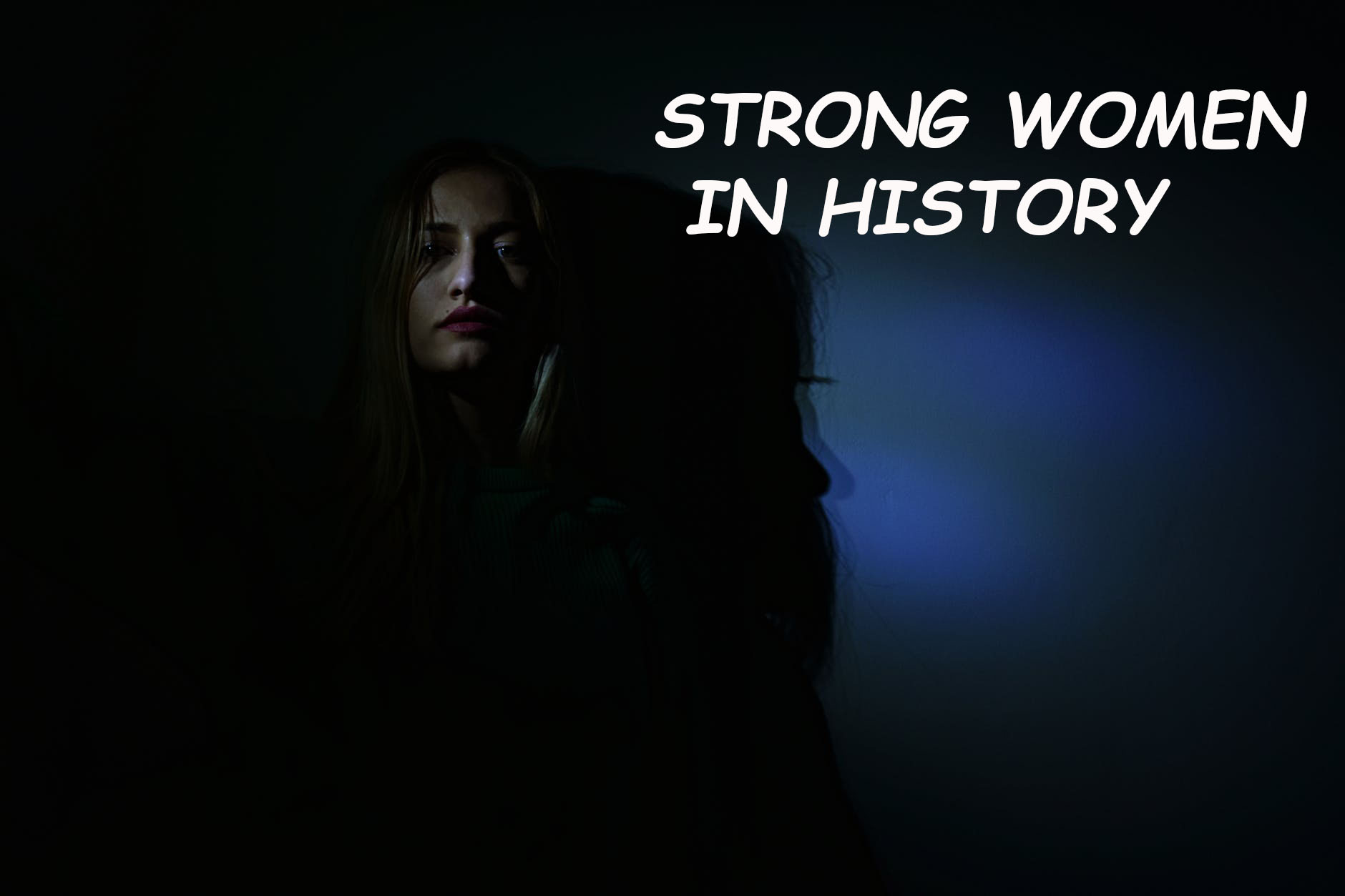 strong women in history