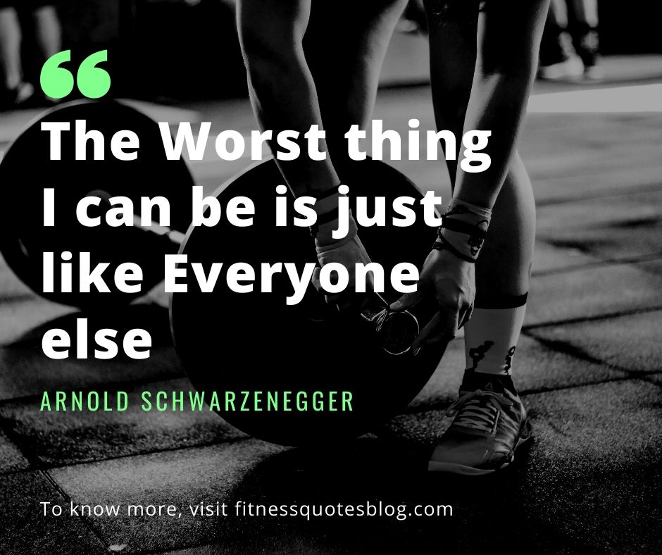 best fitness quotes