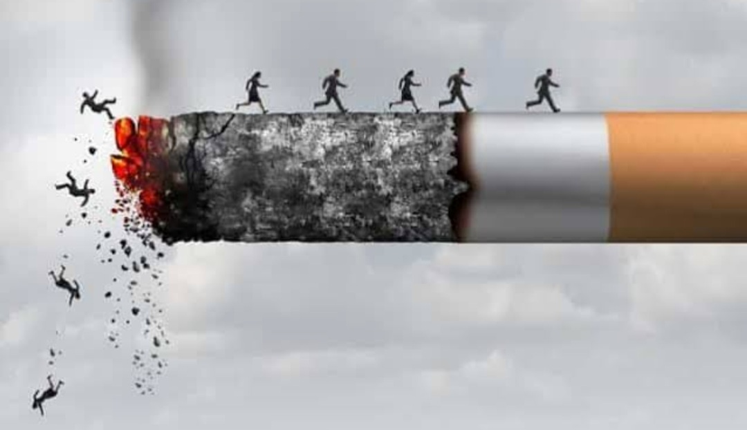 Smoking is very dangerous